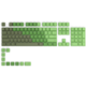 Glorious vyměnitelné klávesy GPBT, 114 kláves, Olive, US