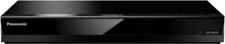 Panasonic DP-UB420EGK, černá