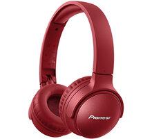 Pioneer SE-S6BN-R, červená