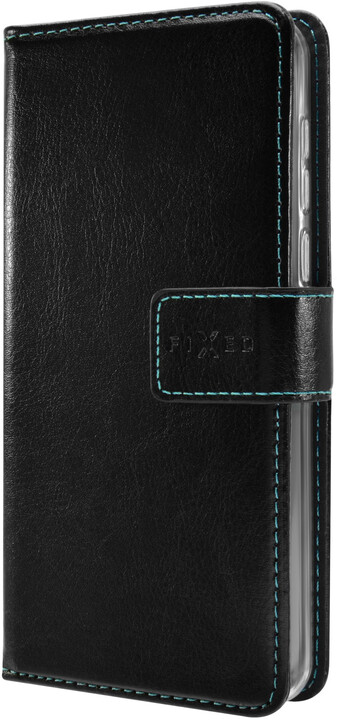 FIXED pouzdro typu kniha Opus pro Huawei Y5 Prime (2018), černé