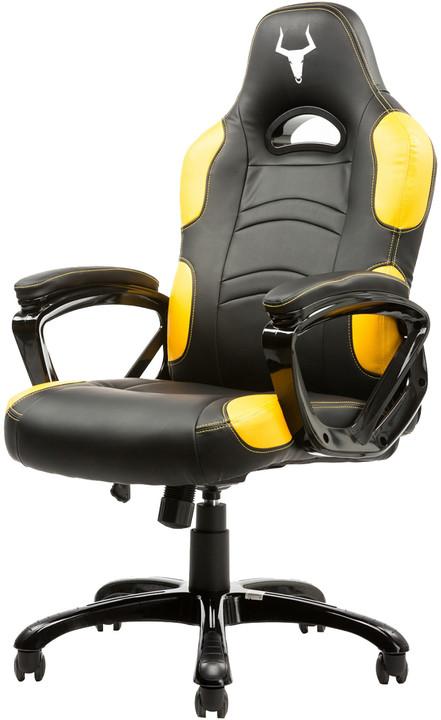 iTek TAURUS P1, černá/žlutá