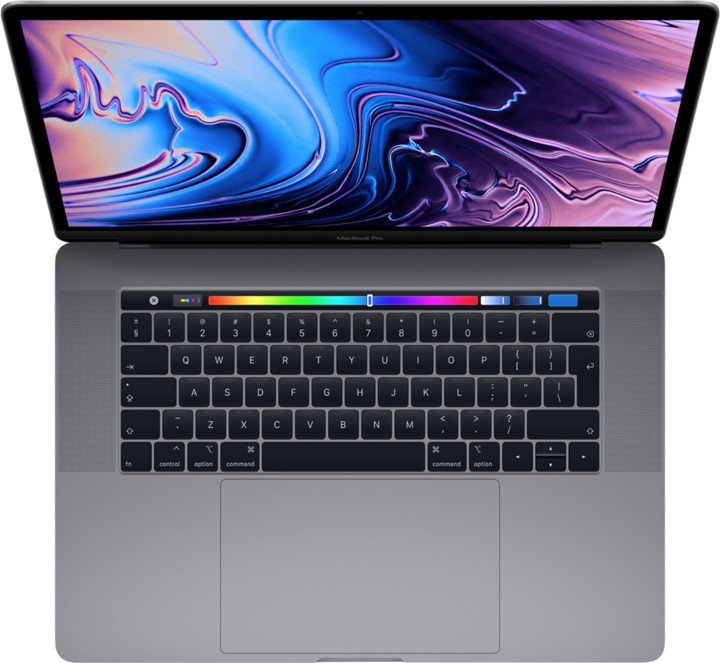 Apple MacBook Pro 15 Touch Bar, 2.2 GHz, 256 GB, Space Grey (2018)