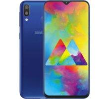 Samsung Galaxy M20, 4GB/64GB, modrá  + Selfie tyč Forever MP-100 v hodnotě 290 Kč + DIGI TV s více než 100 programy na 1 měsíc zdarma