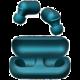 IMMAX Mini Sport, modré  + Voucher až na 3 měsíce HBO GO jako dárek (max 1 ks na objednávku)