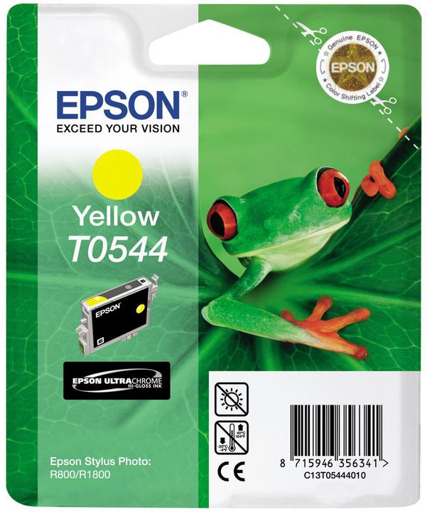 Epson C13T054440, žlutá