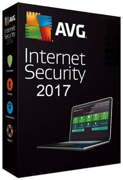 AVG Internet Security 2017, 5 licencí (12 měs.)