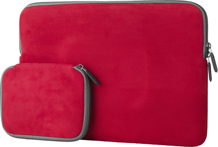 "eSTUFF Sleeve for MacBook 13"" - Red"