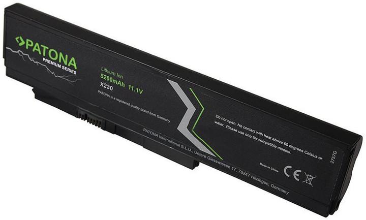Patona baterie pro ntb LENOVO Thinkpad X220 5200mAh Li-Ion 11,1V