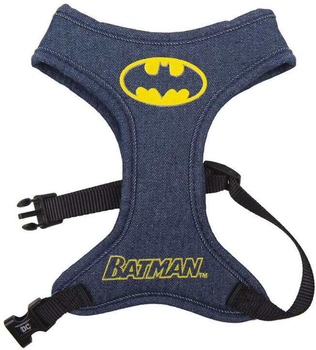 Široký postroj Batman M