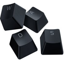 Razer vyměnitelné klávesy PBT Keycap Upgrade Set, 120 kláves, černé - RC21-01490100-R3M1