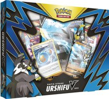 Karetní hra Pokémon TCG: Rapid Strike Urshifu V Box