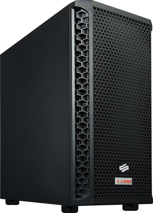 HAL3000 Mega Gamer Pro Ti, černá