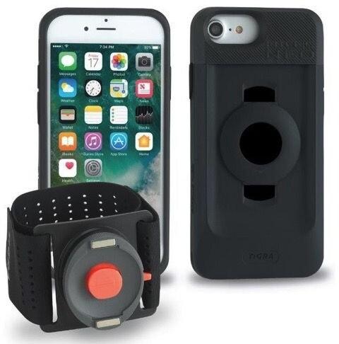 TigraSport sada FitClic Runner pro iPhone 6s/7/8/SE(2020)
