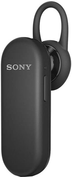 Sony MBH20 Bluetooth Headset, černá