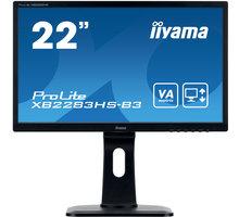 "iiyama ProLite XB2283HS-B3 - LED monitor 21,5"""