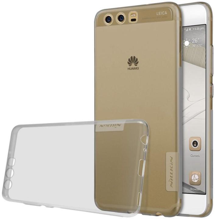 Nillkin Nature TPU pouzdro pro Huawei P10 - šedé