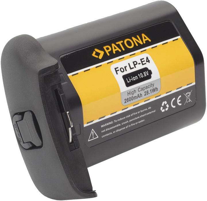 Patona baterie pro Canon LP-E4 2600mAh 11,1V Li-Ion