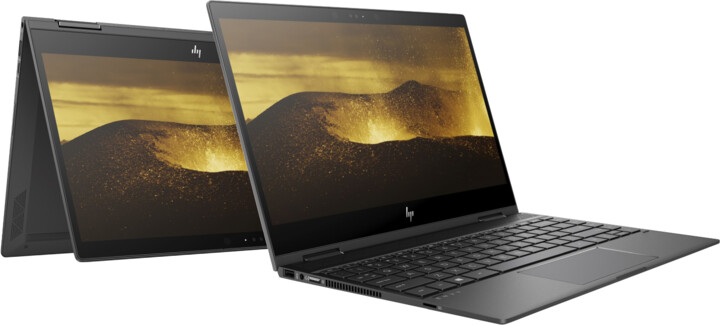 HP ENVY x360 13-ag0010nc, popelavě stříbrná