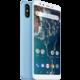 Xiaomi Mi A2, 6GB/128GB, modrá  + Xiaomi Mi Power Bank 2S 10000mAh, stříbrná v hodnotě 390 Kč