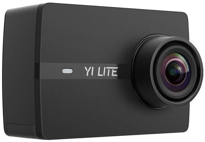 Yi Lite Action Camera, černá