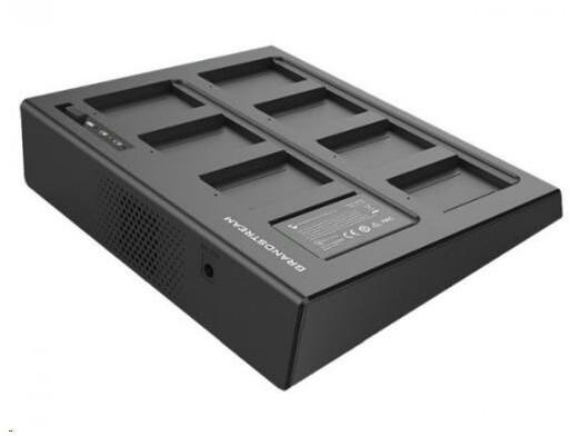 Grandstream GMC08, nabíječka baterií pro WP820
