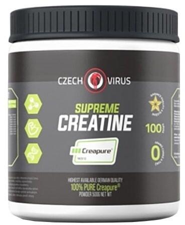 Doplněk stravy Creatin Creapure, 500g