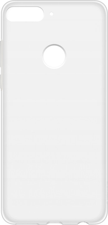 Huawei Original Protective pouzdro pro Y7 Prime 2018, transparentní