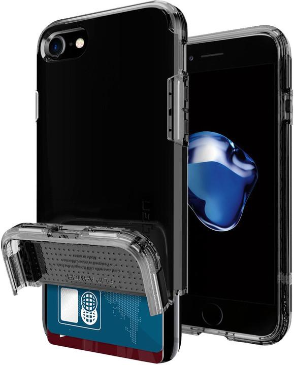 Spigen Flip Armor pro iPhone 7/8, gunmetal