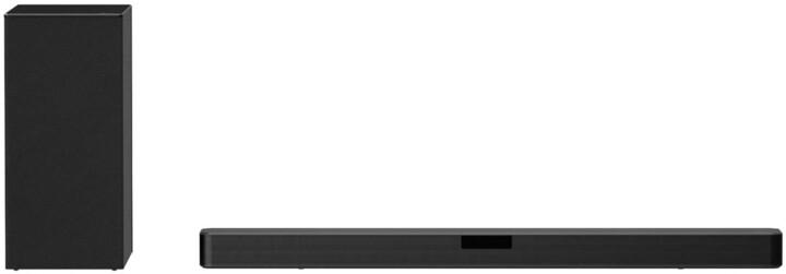LG SN5Y, 2.1, černá
