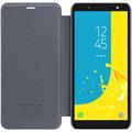 Nillkin Sparkle Folio Pouzdro pro Samsung Galaxy J6 (J600), černý