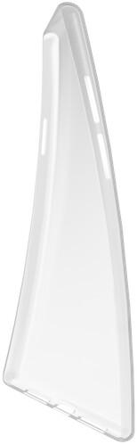 EPICO plastový kryt RONNY GLOSS pro Huawei P40 Pro, bílá transparentní