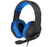 Genesis Argon 200, černá/modrá - NSG-0901