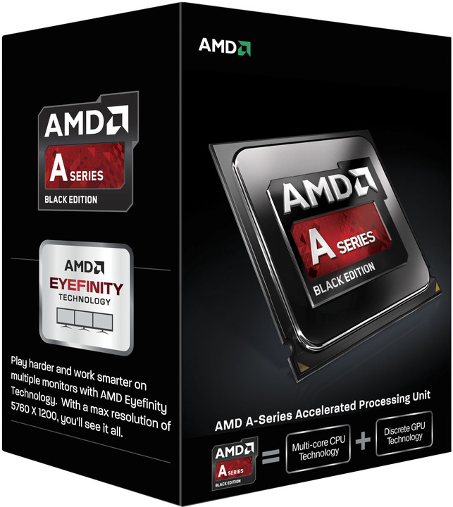AMD A8-7670K Black Edition