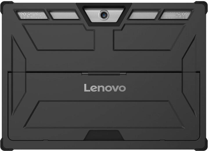 Lenovo TAB3 10 Business Shockproof Case, černá