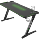 Ultradesk Space XXL, černý/zelený