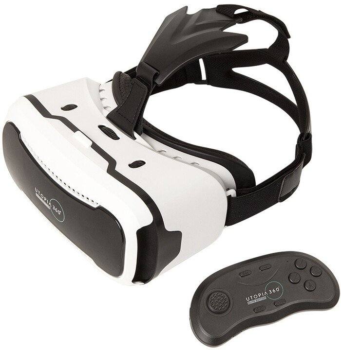 Retrak VR Headset Utopia 360 s BT ovladačem - Elite Edition