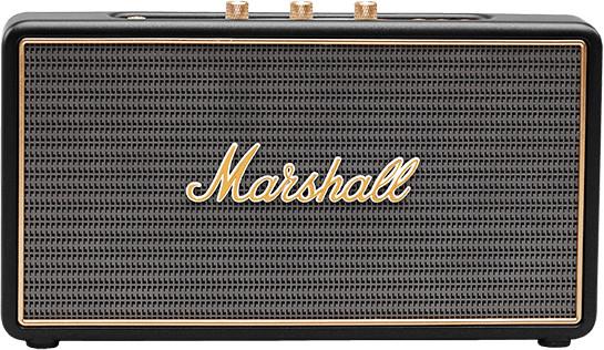 Marshall Stockwell, černá