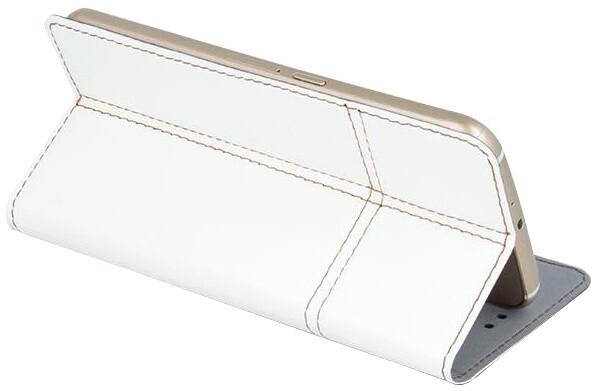 """Forever knížkové pouzdro (smartcase) typ a fold univerzální 5,2-5,4"""" - bílé"""