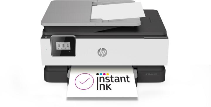 HP All-in-One Officejet 8013, služba HP Instant Ink