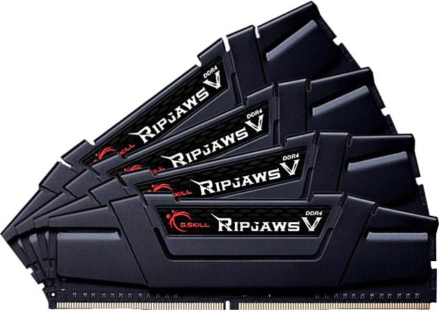G.SKill RipjawsV 16GB (4x4GB) DDR4 3200MHz