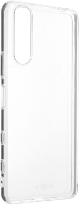 FIXED gelové pouzdro TPU pro Sony Xperia 5 II, čirá
