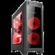 1stCool Gamer 2, USB 3.0, černá