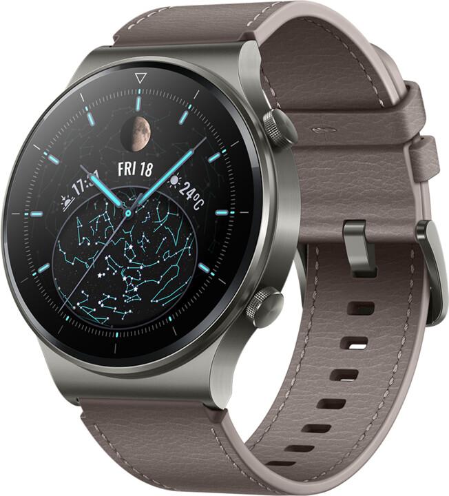 Huawei Watch GT 2 Pro, Nebula Gray