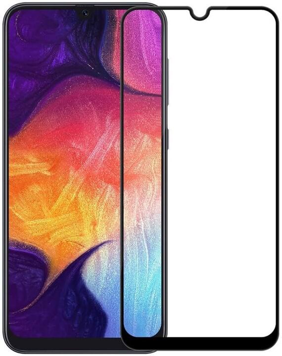 Nillkin tvrzené sklo 2.5D CP+ Pro pro Samsung Galaxy A20/A30/A50/M30 , černá