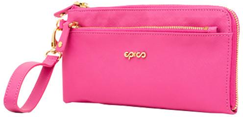EPICO Peněženka EPICO ELLA, růžová
