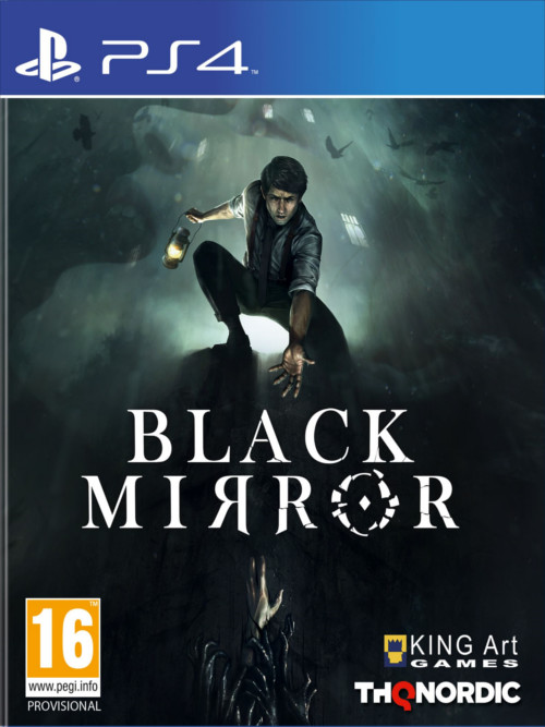 Black Mirror IV (PS4)