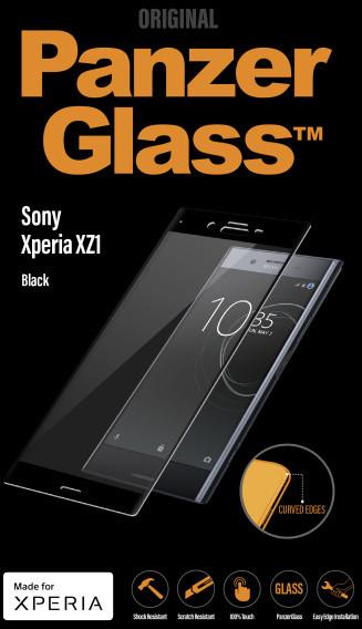PanzerGlass Premium pro Sony Xperia XZ1, černé