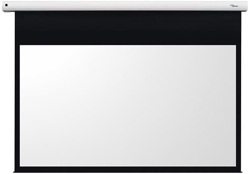 """Optoma plátno DE-9120EGA, 120"""", 16:9, elektrické"""