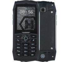 myPhone HAMMER 3, Silver - TELMYHHA3SI