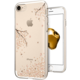Spigen Liquid Crystal pro iPhone 7/8, shine blossom
